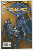 The Omac Project #3 (Aug 2005, DC) [Batman, JLA] Rucka, Jesus Saiz, Richards D