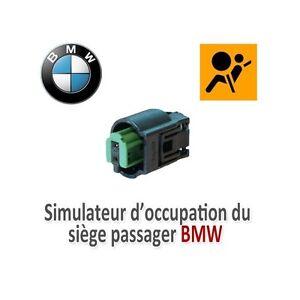 Airbag : Capteur / Simulateur occupation siège passager BMW Série 3  E36 et E46