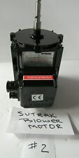 SUTRAK Single / 3 Phase Motor 538134 53 Type OL56/2 - 55WU New W/O Box MET90-2AA