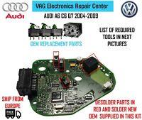 Audi A6 C6 Q7 Steering Lock Module 4F0905852B Error 00288 Repair Kit 2004-2009
