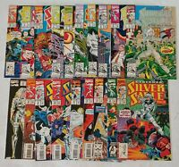 Marvel-Silver Sable and The Wild Pack #1-16,18,19,23-Venom-Deadpool-Infinity War