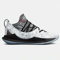 New Under Armour Men's UA Curry 5 Basketball Shoes Sneakers - White(3020657-108)