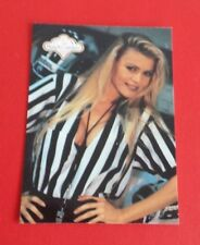 1992 Bench Warmer International Sandra Wild Card #47