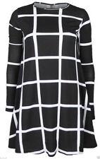 Vestido largo de mujer sin marca color principal negro