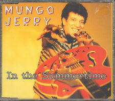 MUNGO JERRY In the Summertime NEW SEALD CDSingle 4 track With a Girl Like You