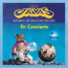 """Los Jaivas: """"Alturas de Macchu Picchu en concierto""""  (CD)"""