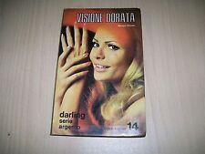 MARILYN PENDER-VISIONE DORATA-DARLING SERIE ARGENTO-FRATELLI FABBRI-1970-N. 14