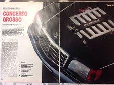 ARTICOLO Mercedes 600 SEL   --  1991
