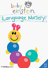 Baby Einstein: Language Nursery (DVD, 2002) Walt Disney Visual & Multilingual