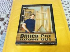 NEW Rough Cut - Woodworking With Tommy Mac: Trellis (DVD)