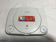 Sony PlayStation One Atari Console W/Final Fantasy Anthology No Cord  122815B