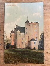 More details for postcard.   midmar castle.     ref958