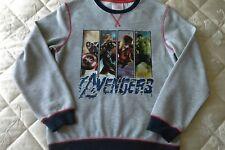 Fantastic Boys MARVEL AVENGERS  Sweatshirt  Age 9/10 NEW with tags