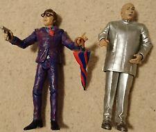 Austin Powers Action Figures: Austin Powers & Dr Evil