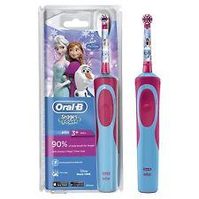 Braun Oral-B étapes vitalité Enfants Disney - FROZEN Brosse à dents électrique