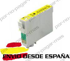 1 CARTUCHO DE TINTA AMARILLO T0714 COMPATIBLE NonOEM EPSON STYLUS SX100 SX105