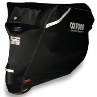 Oxford Protex Stretch Outdoor Motorcycle Motorbike Cover Size L Large CV162