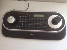 eneo KBD-2 Bedienpult Kamera Überwachung PTZ Joystick controller PELCO