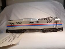 O Scale Williams Electric Trains Amtrak E-60 Engine #960