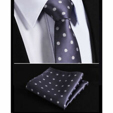 Polka Dot Woven Classic Ties for Men