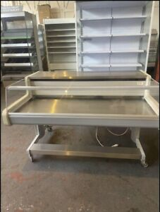 1.5m Deli / Meat Open Display Serve Over Counter Chiller