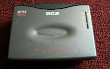 Rca Rp-1830A Am/Fm Radio Stereo Cassette Player W/ Auto Reverse & Bass Boost