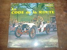 LE CODE DE LA ROUTE LP