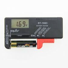 Newest Digital Universal Button Cell Battery Meter Volt Tester Checker BT-168D