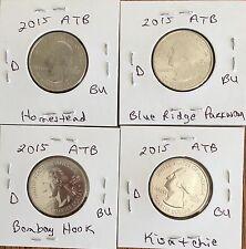 2015 Denver - 4 ATB Quarters - BU - Get 4 at once