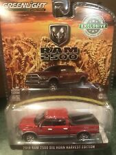 Greenlight Hobby Exclusive 2018 Dodge Ram 2500 Big Horn Harvest Edition