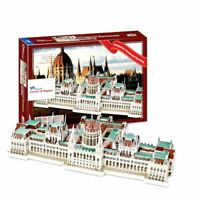 The Hungarian Parliament Building - Budapest 3D Puzzle (237 Pieces)