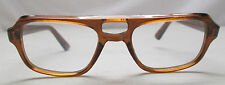 Vintage Barry Martin Brown Eyeglasses 150 Japan 5 3/4
