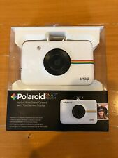 Poloroid Snap Touch Instant Print Digital Camera (White) New In Package