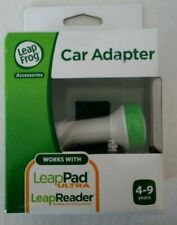LEAP FROG Car Adapter Charger for LeapPad Ultra & LeapReader New in Box