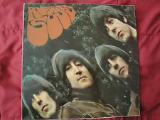The Beatles RUBBER SOUL  Parlophone PCS 3075 Stereo Vinyl Lp Made in France