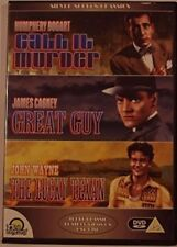 call it murder / great guy / the lucky man DVD/new and sealed