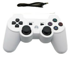 Sony OEM Dual Shock 3 Controller For PlayStation 3 PS3 Controllerwhite