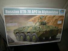 1:35 trumpeter russian btr-70 APC en Afghanistan OVP