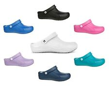 Oxypas Smooth Anti Slip Footwear for Doctors, Nurses & Healthcare Professionals
