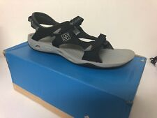 Columbia Sunbreeze Vent, Black/gray, Women Size 11