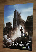 Tom Clancy's H.A.W.X / I Am Alive rare Poster 42x58cm