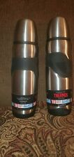 2 THERMOS Vacuum Insulated Stainless Steel Beverage Bottle