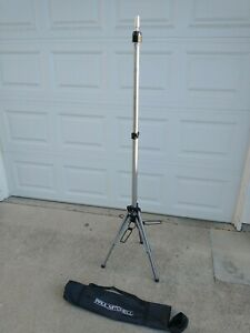 Paul Mitchell Cosmetology Tripod Holder for Mannequin Head Stand Soft Case