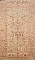 13x20 ft Palace Size Floral Traditional Agra Oriental Area Rug Wool Hand-knotted