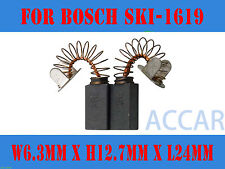 Carbon Brushes For Bosch Skil 1619X01351 2610320391 2610912980 6.3*12.7*24mm AU