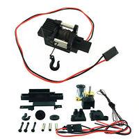 1 Set Winch Seilwinde Anzug Für WPL C34 C34K C34KM 1/16 RC Crawler Auto Metall