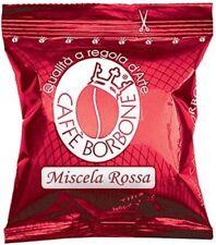 100 CAPSULE CAFFE' BORBONE MISCELA ROSSA ESPRESSO POINT OR