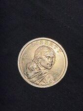 2000-P Sacagawea One Dollar 'Golden' US Liberty Coin ~ Not Cheerios