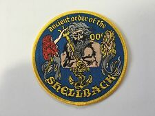 Ancient Order Of The Shellback Patch