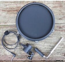 """NEW Alesis 8"""" Single-Zone Nitro Electronic Mesh Pad w/Pad Mount 1 1/8"""", 3' Cable"""